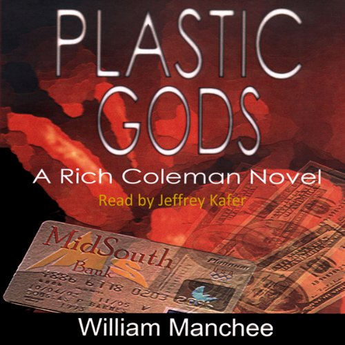 Plastic Gods audiobook cover art