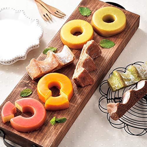 円甘味 あんちび・堅焼きスティック詰め合わせ 北海道 バームクーヘン スイーツ お取り寄せ