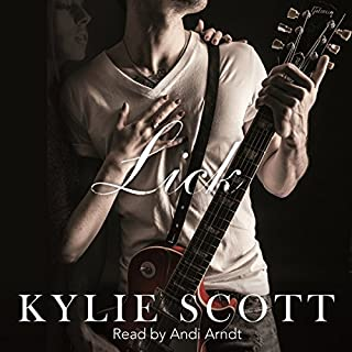 Lick     Stage Dive, Book 1              By:                                                                                                                                 Kylie Scott                               Narrated by:                                                                                                                                 Andi Arndt                      Length: 8 hrs and 31 mins     28 ratings     Overall 4.8