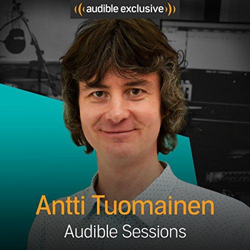 Antti Tuomainen cover art
