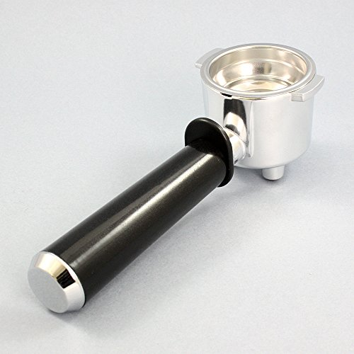 De Longhi - Kit de portafiltro para máquina de café ECP3220 EC3420 ECP3630 ECP33.21 ECP35.31 ECP33.21