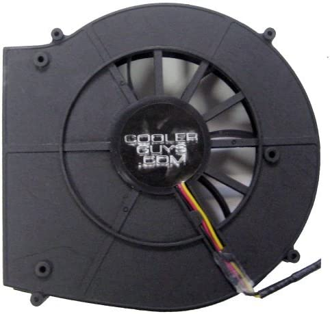 Coolerguys 120x25mm Rear Exhaust Blower Fan 12v with 3pin Connector