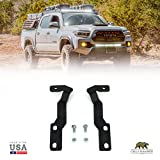 LED Pod Hood Mount Brackets compatible with...