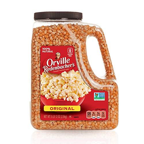 Discover Bargain Orville Redenbacher's Gourmet Popcorn Kernels, Original Yellow, 5 lb, 12 oz