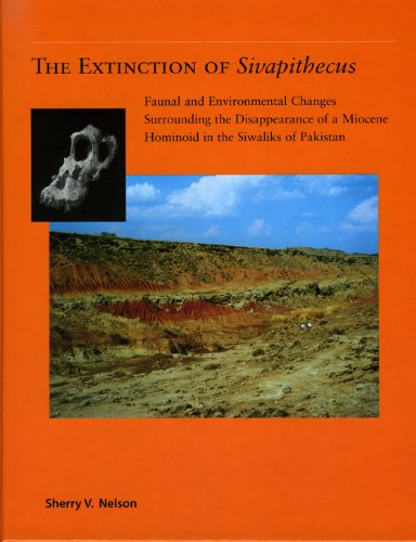 The Extinction of Sivapithecus: Faunal and Environmental Changes Surrounding the Disappearance of a Miocene Hominoid in the Siwaliks of Pakistan ... of Prehistoric Research Monograph Series, 1)