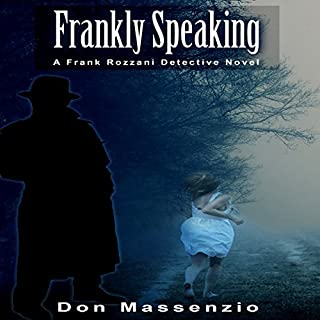 Frankly Speaking audiobook cover art