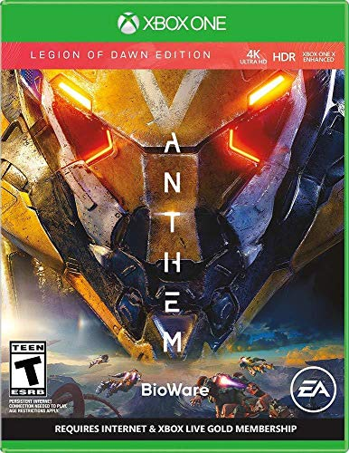 Electronic Arts World Anthem - Legion Of Dawn Edition 輸