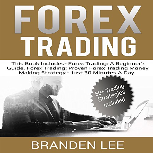 Forex Trading audiobook cover art