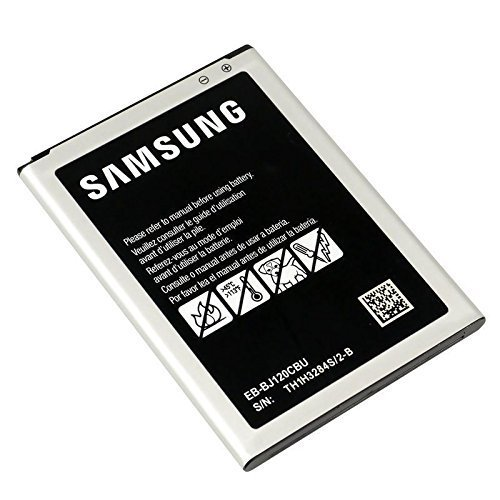 OEM Original Samsung Battery EB-BJ120CBU 2050mAh for Express 3 SM-J120A Amp 2 J1 (Bulk Packaging)