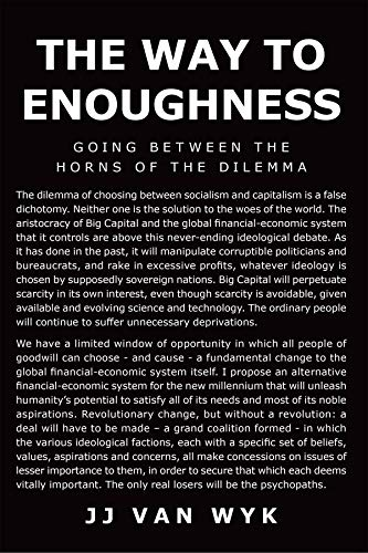 The Way to Enoughness (English Edition)