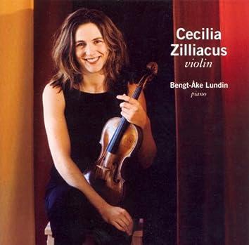 Cecilia Zillacus - Violin
