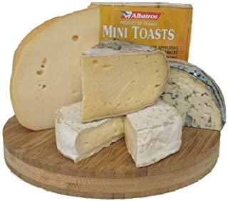 French Cheese Assortment by Gourmet-Food
