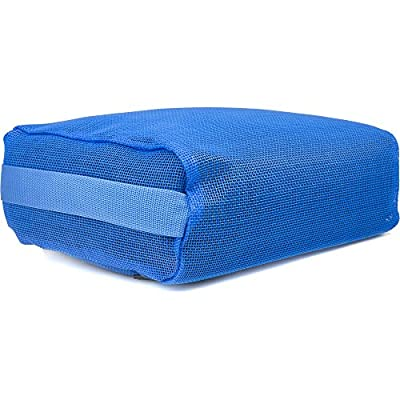 Belize Hot Tub Booster Cushion Submersible Spa Water Seat - Blue