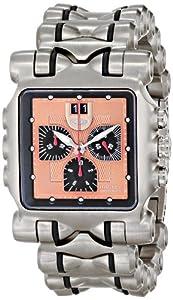 Oakley Men's 10-254 Minute Machine Titanium Bracelet Edition Titanium Chronograph Watch image
