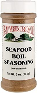 River Road Cajun Seafood Boil Seasoning, 5 Ounce Shaker