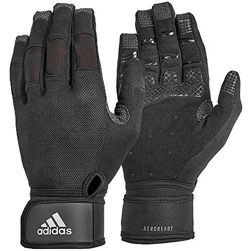 Adidas Ultimate Training Gloves Unisex Handschuh, Schwarz, M