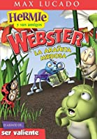 Webster, La Aranita Miedosa/ Webster, The Scaredy Spider [DVD]