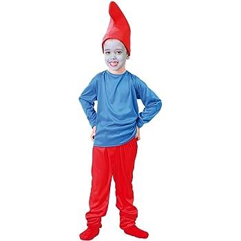 Alco Disfraz Infantil 4-6 años ENANITO ROJO: Amazon.es: Juguetes y ...