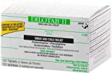 Dilotab - Allergy, Sinus, Cold Relief, Refill Box (100 Tablets)