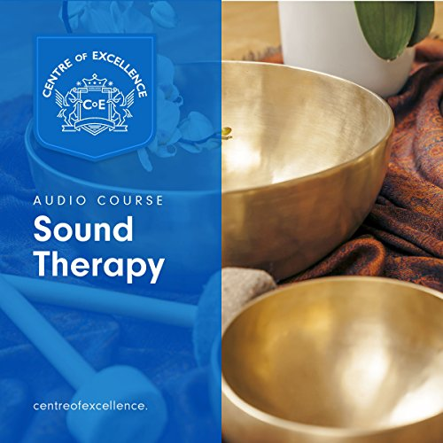 Sound Therapy audiobook cover art