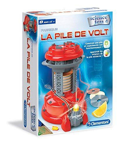Clementoni - 52166 - La Pile De Volt