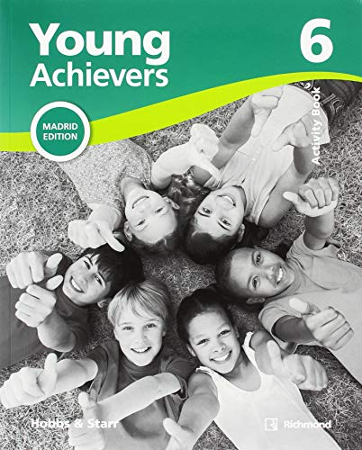 MADRID YOUNG ACHIEVERS 6 ACTIVITY PACK