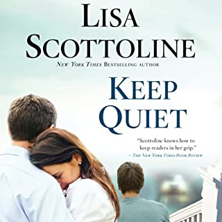 Keep Quiet audiobook cover art