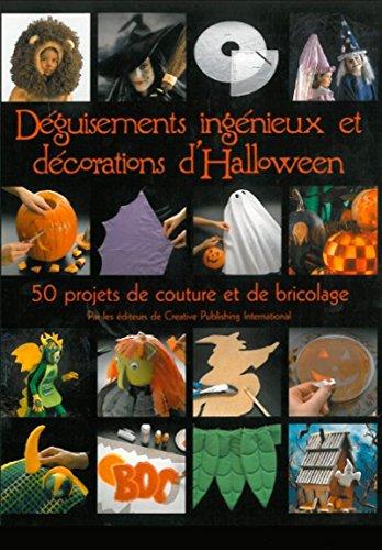 Déguisements ingénieux et décorations d'Halloween