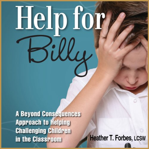 Help for Billy audiobook cover art