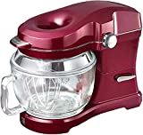 Kenmore 0849083 Elite Ovation Exclusive Pour-in Top, 5-Qt. Tilt-Head Kitchen Stand Mixer, One Size, Red Burgundy