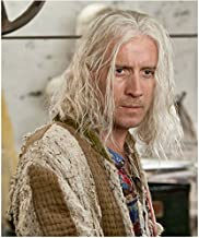 Harry Potter Rhys Ifans As Xenophilius Lovegood Looking Concerned 8 x 10 Inch Photo