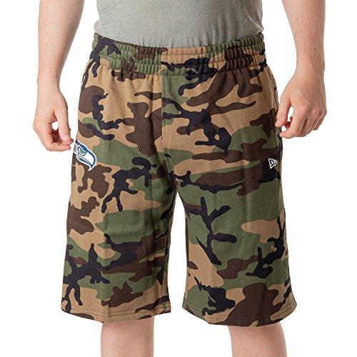 New Era Short Seattle Seahawks Größe: L Farbe: camouflage