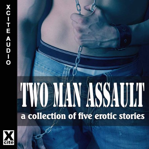 Two Man Assault audiobook cover art