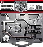 Kraftmann 98443 2.5/4.9D Motor-Einstellwerkzeug-Satz für VAG 25 / 49D / TDI Pumpe-Düse