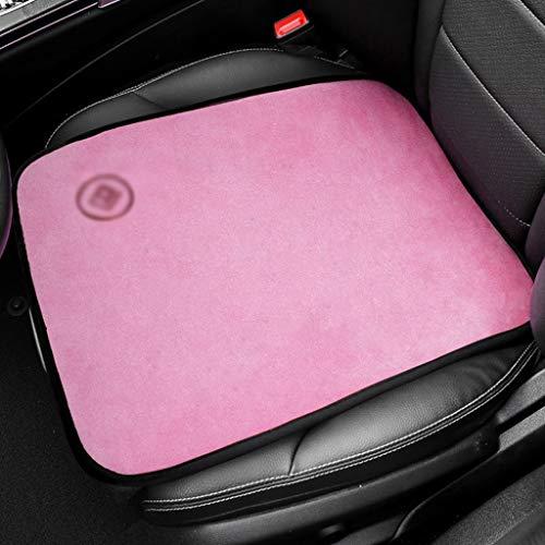 SHENRQIA Sitzheizung, BeheizterAutositzbezug,gepolstertes Elektrisches WarmheizkissenMit Steuerschalter, Überhitzungsschutz