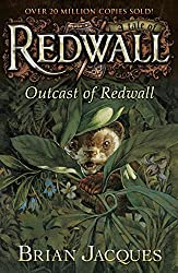 Cover of Outcast of Redwall