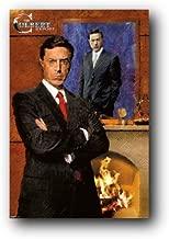 Pyramid Colbert Report Painting Wall Poster