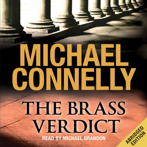 The Brass Verdict cover art