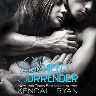 When I Surrender audiobook cover art