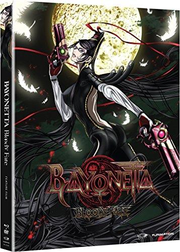 Bayonetta - Bloody Fate - Anime Movie (Blu-ray?DVD Combo)