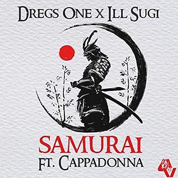 Samurai (feat. Cappadonna)