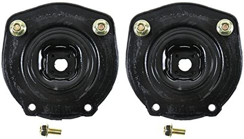 Rear Max 56% New products, world's highest quality popular! OFF Upper Shock Strut Mount Pair for Set Sp Corolla Kit Spectra
