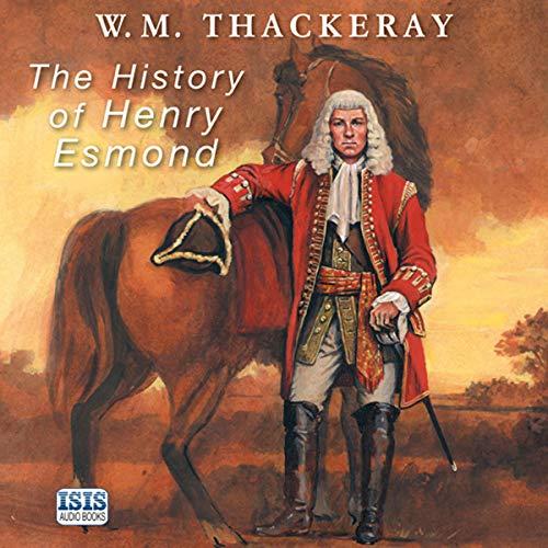 Couverture de The History of Henry Esmond