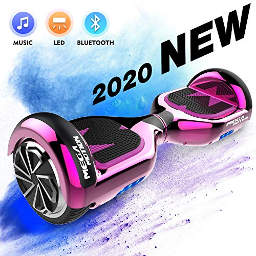 MARKBOARD Hoverboard 6.5zoll Bluetooth Hover Scooter Board Elektro Scooter Self Balance Board E-Balance Scooter - EU Sicherheitsstandards