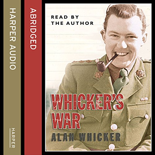 Whicker's War audiobook cover art