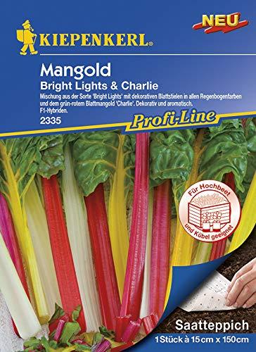 Saatteppich Mangold Bright Lights, Charlie (15cm x 150cm)