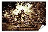 Postereck - Poster 0163 - Angkor Wat Tempel, Kambodscha