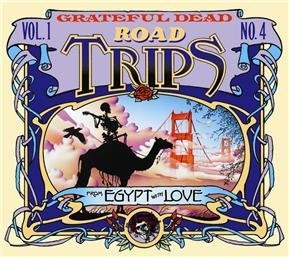 Road Trips: Vol. 1, No. 4 - From Egypt With Love by Grateful Dead Live edition (2008) Audio CD