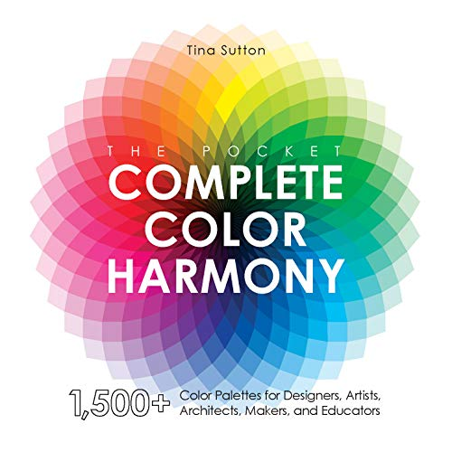 The Pocket Complete Color Harmony: 1,500 Plus Color Palettes for Designers, Artists,...
