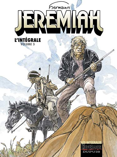 Jeremiah - Intégrale - tome 5 - Intégrale Jeremiah T5 (volumes 17 à 20)